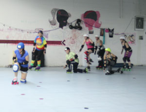 Roller Skating for Fitness Training in Virginia Beach